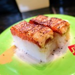 寿司虎  - 炙りサーモン♪