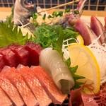 鮨と炉端の濱家 - 料理写真: