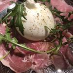 BISTRO MD - 生ハムブラータチーズ