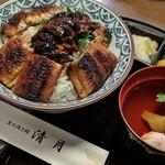 104509968 - 肝入り鰻丼