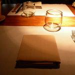 クルックキッチン - テーブルセッティング