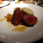 クルックキッチン - 短角牛のランプ