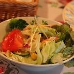 REGAL - セットのサラダ