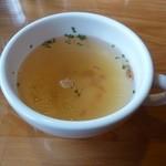 南太平洋 - 2011.11 セットのスープ