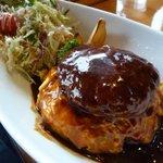 南太平洋 - 2011.11  ココモコ【サラダ・スープ付】980円