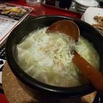 104510512 - [炊き餃子]ニンニク無 350円