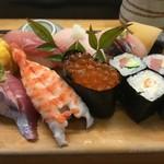寿司吟 - 上にぎり