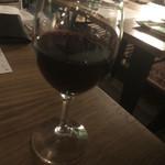ミュージックバー - 赤ワイン