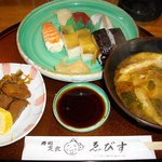 えびす - 料理写真:日替わり定食800円11時~14時