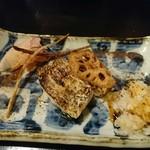 Nagomiyasu - のどぐろ塩焼き