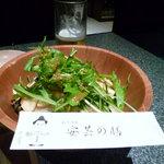 10453917 - ナガイモ・大根サラダ