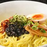 天空 - 黒ちらし麺
