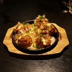 芋んちゅ - 沖縄チーズたこ焼き