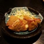 芋んちゅ - スパムチーズカツ
