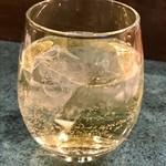 ワイルドミーちゃん - 梅酒:ソーダ割り