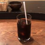 赤坂 江戸桜 - 食後のドリンク