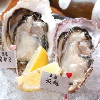 シーズン真っ盛り!真牡蠣&三重県的矢湾より直送の『的矢かき』