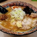弟子屈ラーメン - 料理写真:焼豚味噌