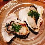 104550393 - 生牡蠣 (石川県能登産)
