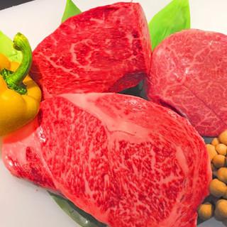 【鮮度抜群!】お肉は大将が直接目利き!大阪の旨い味を沖縄でも