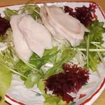 サガミ - ちょこっと蒸鶏サラダ