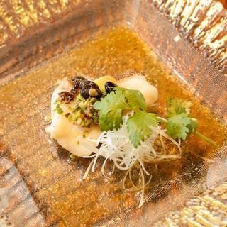 伝統と革新が融合する、柔軟性にあふれた軽やかな中国料理