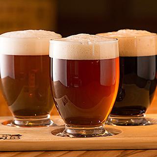 高田馬場店限定◆口当たりまろやかなクラフトビールをどうぞ