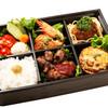 Kaiseitei - 料理写真:和牛ソテーと鮮魚ホタテの洋食幕の内弁当
