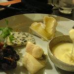 Dhue - チーズ盛り