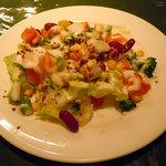 10456745 - むく風オリジナルサラダ