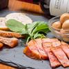 カフェ ド ラモ - 料理写真:自家製燻製集合