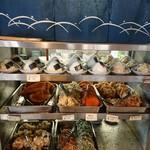 上野製麺所 - おにぎりと天ぷら