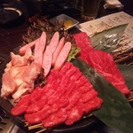 炙り屋 牛蔵 - 肉!