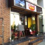 カフェ タンドール - 店舗