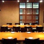 唐朝刀削麺 - 12~16名様で個室をご利用いただけます(人数によりレイアウトは異なります)