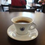 Trattoria Adriana - ホットコーヒー