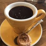 ベーリング プラント - ドリンク写真:本日のコーヒー