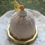 洋菓子のシュレック - 料理写真:【モンブラン 380円】