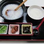 """櫻田 - 浅草モーニング""""朝粥"""""""
