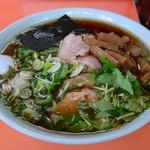 味の大西 - 料理写真:チャーシューメン(1300円)