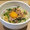 中華そば ます田 - 料理写真:汁なし坦坦麺800円