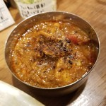 SPICY CURRY 魯珈 - 70倍ポークカレー~激辛style~のぷちカレー
