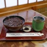 納言志るこ店 - 料理写真: