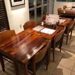 KYOKAWA - テーブル席①