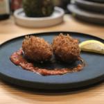 kitchen俊貴 - ズワイガニのクリームコロッケ