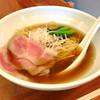 麺屋 一徳 - 料理写真:醤油ラーメン     シンプルですが、とても綺麗です。