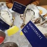104589362 - 広島の牡蠣さん、他