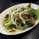 焼肉牛炎 - サラダ