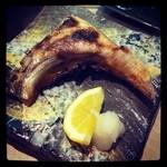 おいしいすし おいしい肴 鮨 なお - マグロのかま