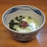 104591786 - お茶漬(のり) 200円